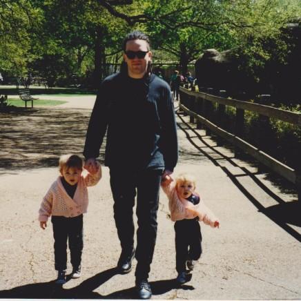 Misha, Mark & Bonnie at the Houston Zoo